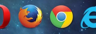Browser comparison: 2015 edition header