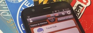Swap your wallet loyalty cards to your mobile with FidMe header
