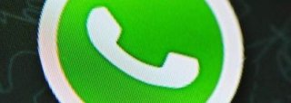 Voice calls are arriving to WhatsApp header