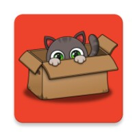 Oliver the Virtual Cat android app icon