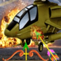 Shoot Helicopter android app icon