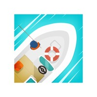 Hooked Inc: Fisher Tycoon android app icon