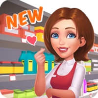 My Supermarket Story : Store tycoon Simulation android app icon