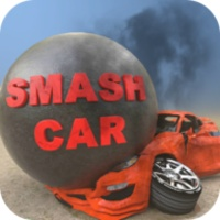 Smash Car 3D android app icon