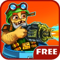 World at War Epic Defence 3D android app icon
