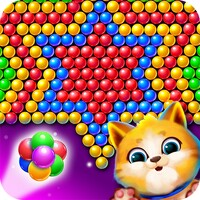 Bubble Shooter android app icon
