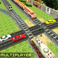 Indian Train Games 2017 android app icon