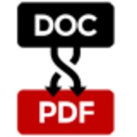 Batch Word to PDF Converter icon