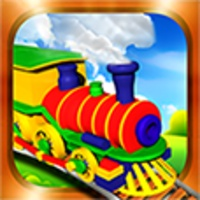 Toy Train Tycoon android app icon