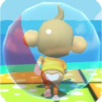 Monkey Balance Ball android app icon