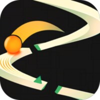 Spiral helix Jump android app icon