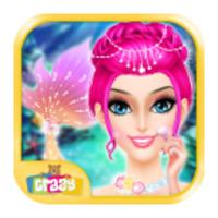 Mermaid Princess Makeover Salon: Mermaid Fashion android app icon
