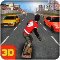 Street Skate 3d android app icon