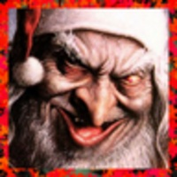 Scary Christmas android app icon