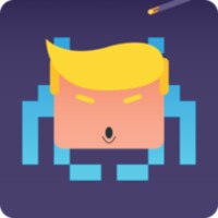 Trump Space Invaders android app icon