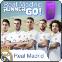 Real Madrid Runner android app icon
