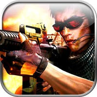 Sniper Games Death War android app icon