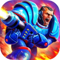 Galaxy Rangers android app icon