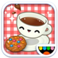 dessert shop game android app icon