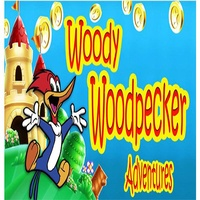 woody woodpecker Jungle Adventure Game android app icon