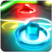 Glow Hockey 2 android app icon