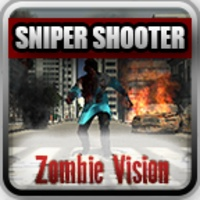 Sniper Shooter - Zombie Vision android app icon