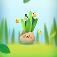 Pocket Plants android app icon
