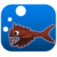 Type sea monsters away android app icon