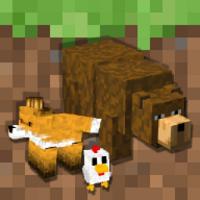 AnimalsCraft GO android app icon