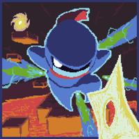Pixel Ninja Temple android app icon