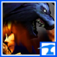 Wolf Girl android app icon