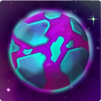 Idle Planet Miner android app icon