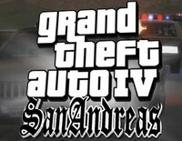 GTA IV: San Andreas icon
