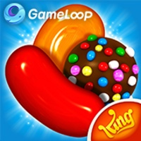 Candy Crush Saga (GameLoop) icon