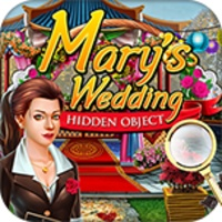 Hidden Object - Garden Wedding android app icon