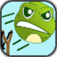 Angry Frogs android app icon