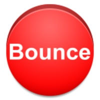 Bounce android app icon
