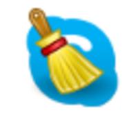 Delete Skype History icon