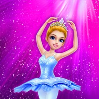 Ballerina android app icon