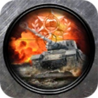 Sniper Tank Battle android app icon