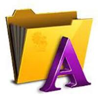 FontViewOK icon