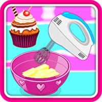 Bake Cupcakes - Cooking Games android app icon