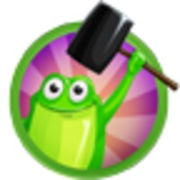 Frog Toss! android app icon