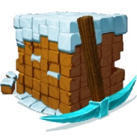 Winter Blocks android app icon