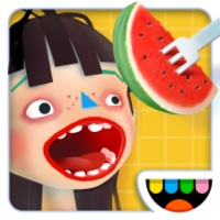 Toca Kitchen 2 android app icon