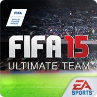FIFA 15 Ultimate Team android app icon