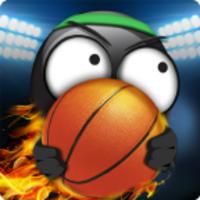 Stickman Basketballapp icon