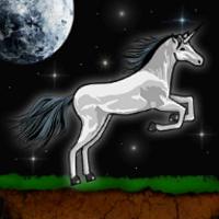 Unicorn android app icon