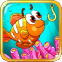 Baby fishing android app icon