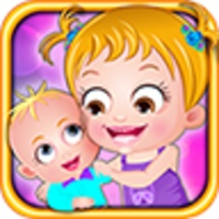 Baby Hazel Siblings Day android app icon